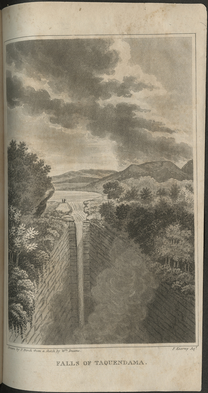 A Visit to Colombia: in the Years 1822 & 1823, by Laguayra and Caracas, over the Cordillera to Bogota, and Thence by the Magdalena to Cartagena