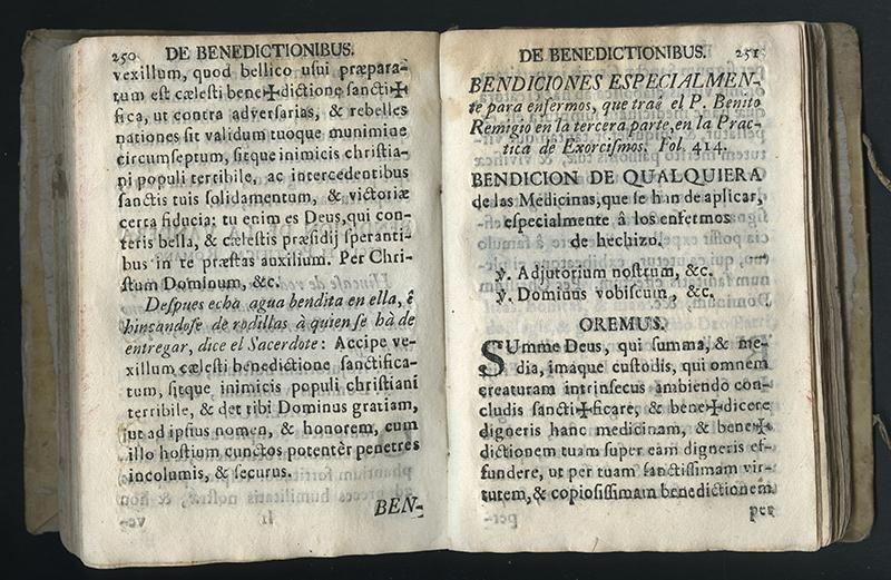 Manual de administrar los santos sacramentos: conforme a la reforma de Paulo V y Urbano VIII