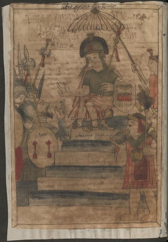 Códice Murúa: historia y genealogía de los reyes incas del Perú del padre mercedario Fray Martín de Murúa