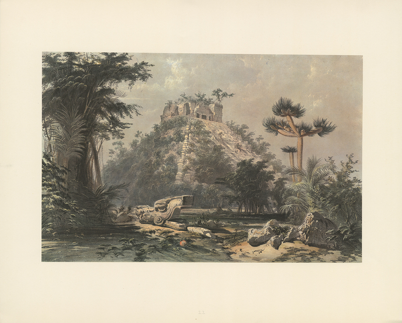 Views of Ancient Monuments in Central America, Chiapas and Yucatan