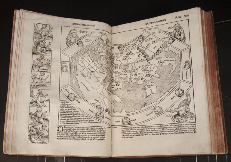 Registrum Huius Operis Libri Cronicarum Cu[m] Figuris et Ymag[in]ibus Ab Inicio Mu[n]di
