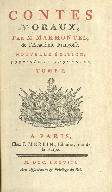 <em>Contes moraux</em>