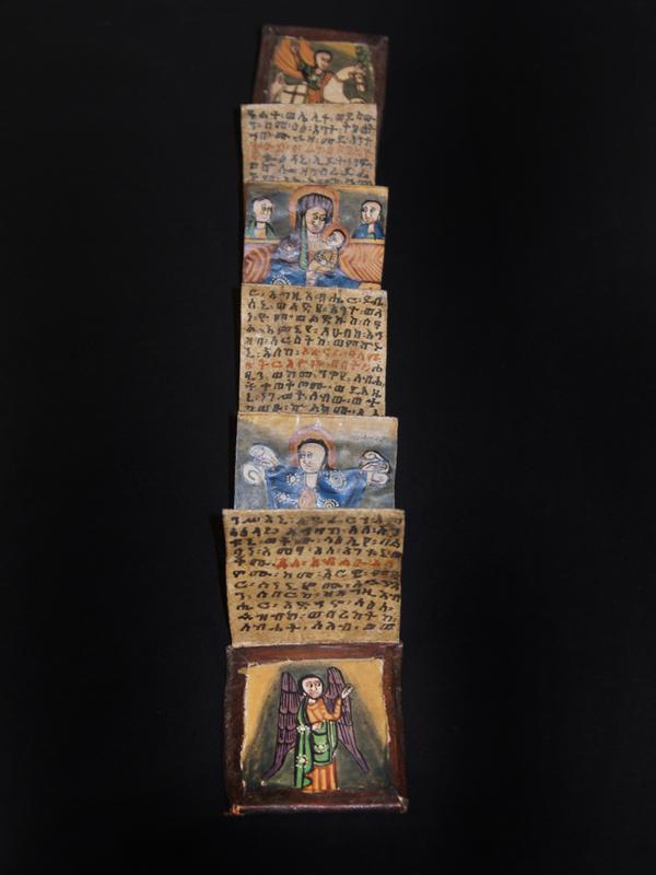 [Ethiopian Prayer Book]