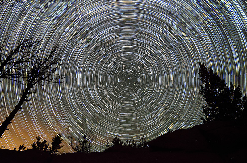 Vedauwoo Star Trail