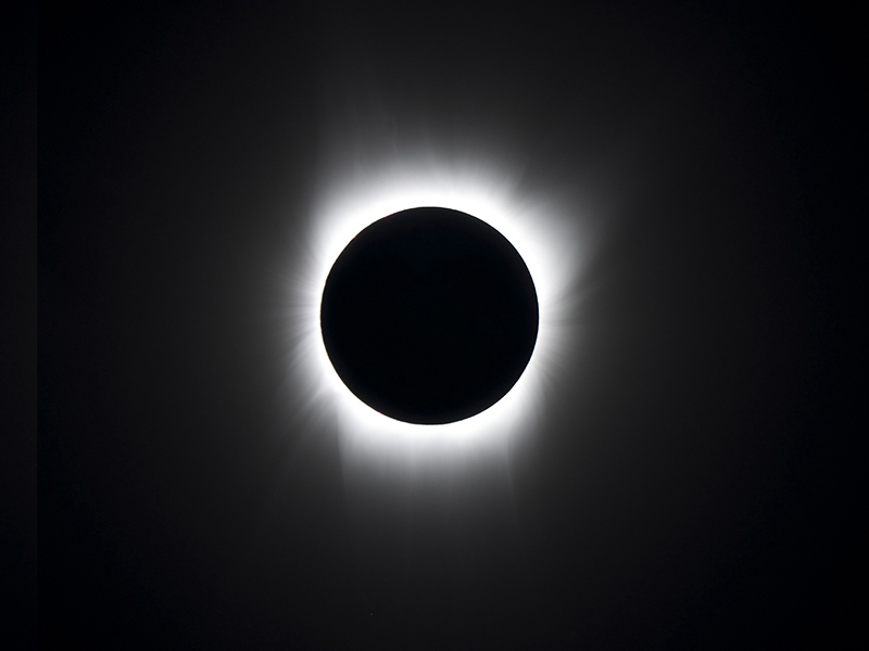 [Solar Eclipse Observation by NASA]