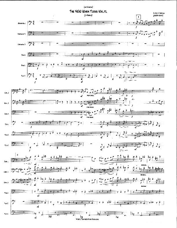 "The New ""When Tubas Waltz"""