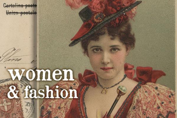 Caruso: Women and Fashion