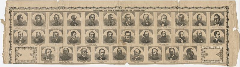 Galeria de los Presidentes de Colombia