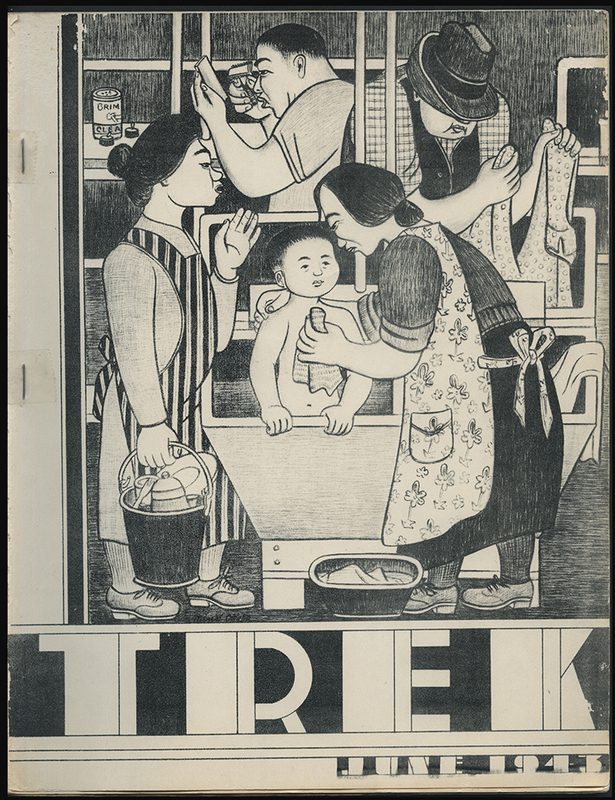 Trek Magazine, Vol. 1, No. 3, June 1943