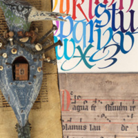 Book as Art: Medieval Necessity and Modern Invention