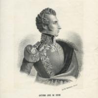 [Portrait of Antonio Jose de Sucre]