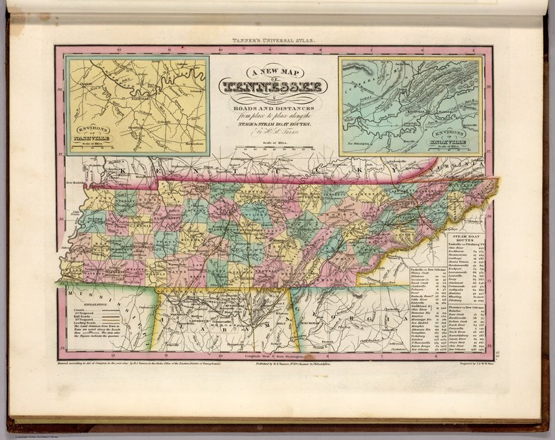 Tanner - 1841 - A new map of Tennessee  with its roads and distan.jpg