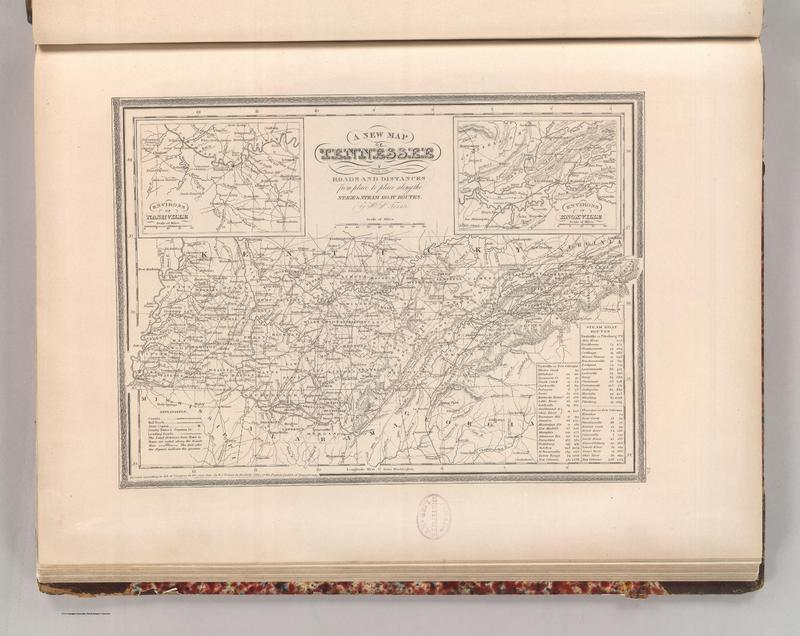 Mitchell et al. - 1846 - A new map of Tennessee with its roads and distance.jpg