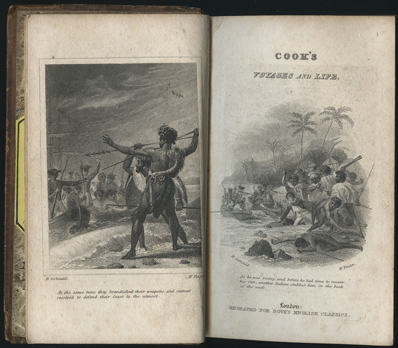 A Narrative of the Voyages Round the World Performed by Captain James Cook