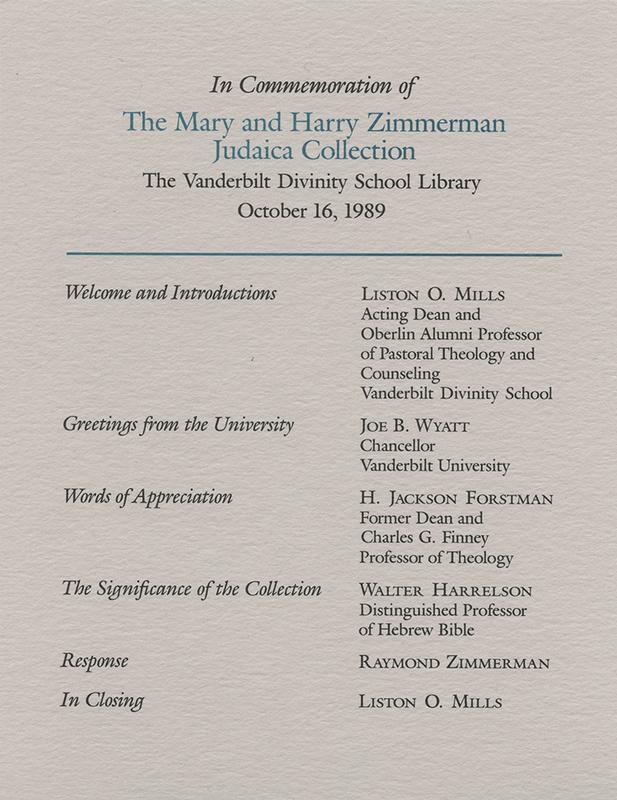 http://libexh.library.vanderbilt.edu/impomeka/2015-exhibit/Judaica-Commemoration-Zimmerman_Collection-Oct_16_1989.jpg