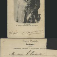 [Princesse Elizabeth et Prince Albert]