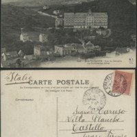 [Le Continental Hotel]
