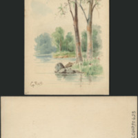 [Tress on the River]