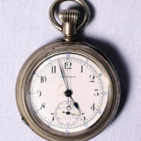 Watch Presented to E. E. Barnard upon His Discovery of Amalthea