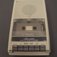[Realistic CTR-72 Cassette Recorder]