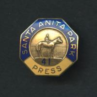 Santa Anita Park Press