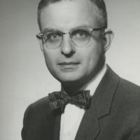 [Portrait of Lou H. Silberman]