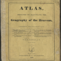 Atlas Designed to Illustrate the Geography of the Heavens