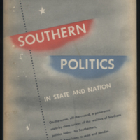 Southern Politics in State and Nation