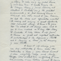 [Letter to Mrs. Sara Lowenstein Teitlebaum on Christmas Day]