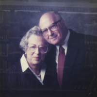 [Portrait of Mary and Harry Zimmerman]