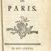 Le petit tableau de Paris