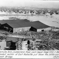 [The 1937 Flood: A Look at East Nashville]