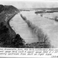 [The 1937 Flood: A Look at Gravelotte, TN]