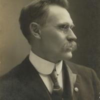 [James H. Stevenson's Portrait]<br />